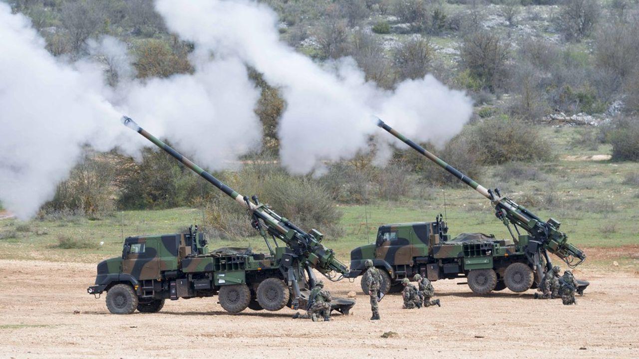 L'essentiel des armes françaises présentes dans le conflit au Yemen a été vendu depuis longtemps. Un doute porte sur l'utilisation des Canon Caesar du groupe Nexter.