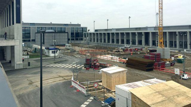 Le chantier du nouvel aéroport de Berlin s'achèvera-t-il un jour ?
