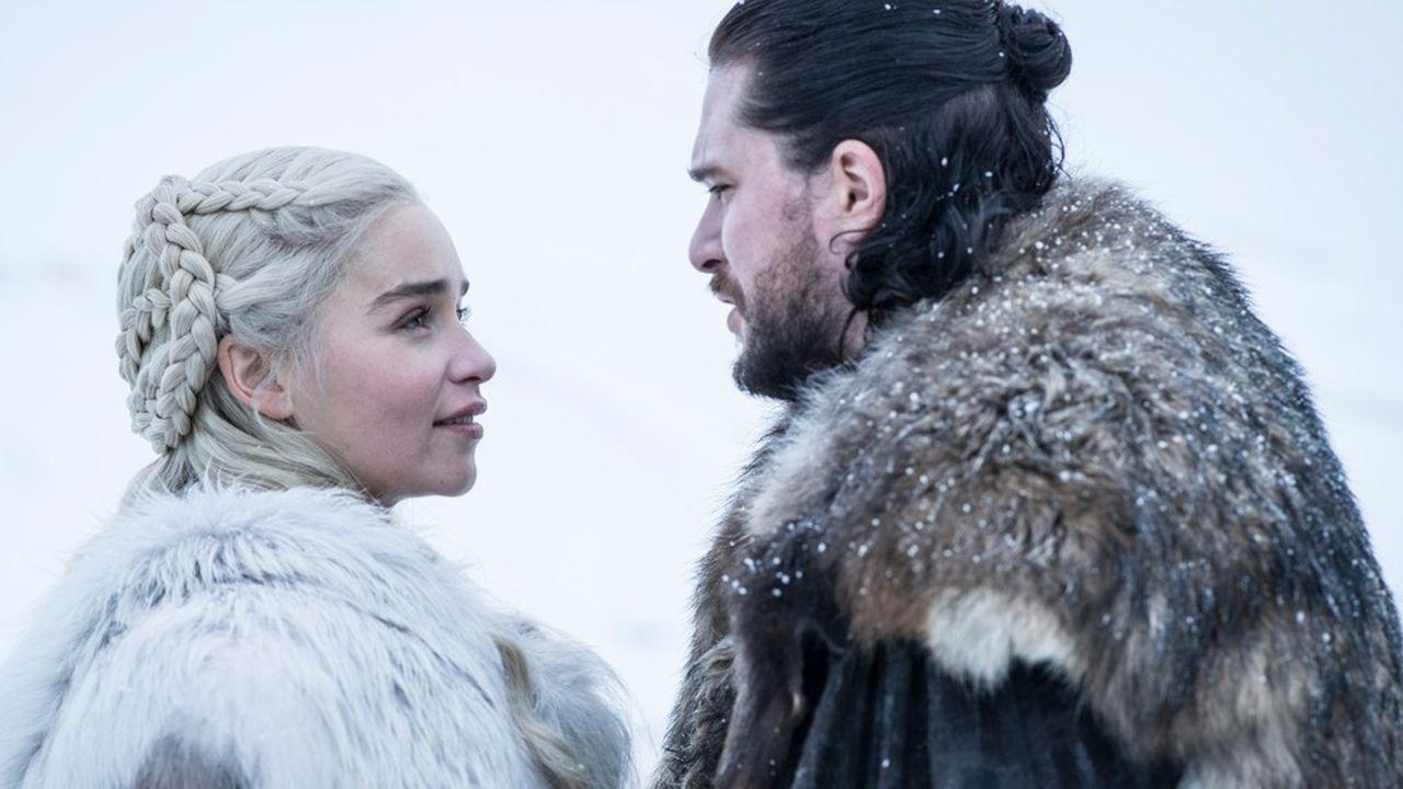 «Game of Thrones» a entamé son chapitre final en six épisodes, d'un budget de 15millions de dollars chacun