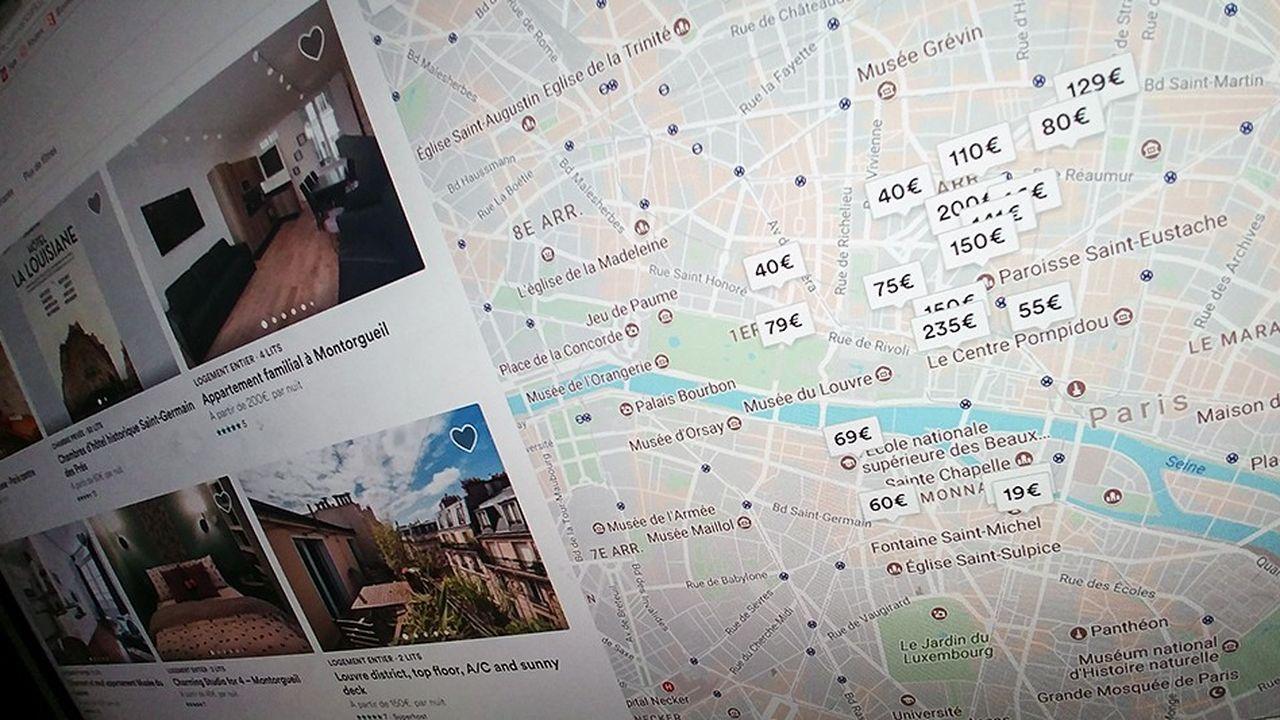 Airbnb : loueurs parisiens, ce que vous devez impérativement savoir avant le 1er décembre