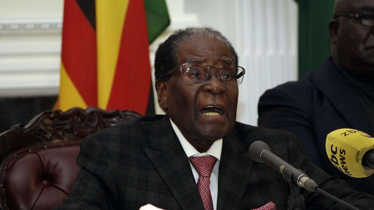 Comment Robert Mugabe a ruiné le Zimbabwe