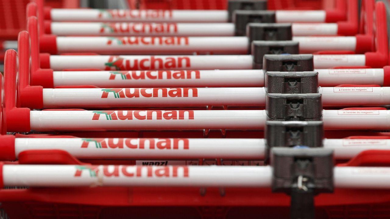 Auchan Et Alibaba Un Rapprochement à La Fois Surprenant Et