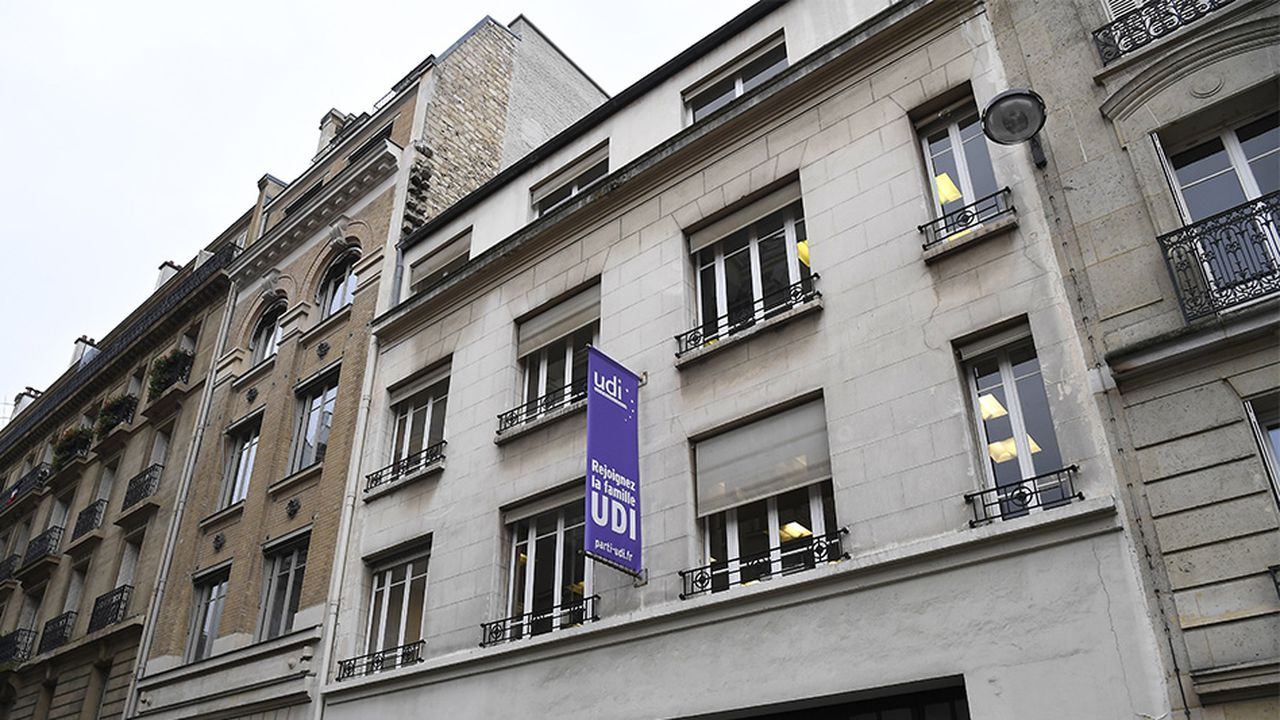 L'UDI, dernière victime de la recomposition du paysage politique français ?
