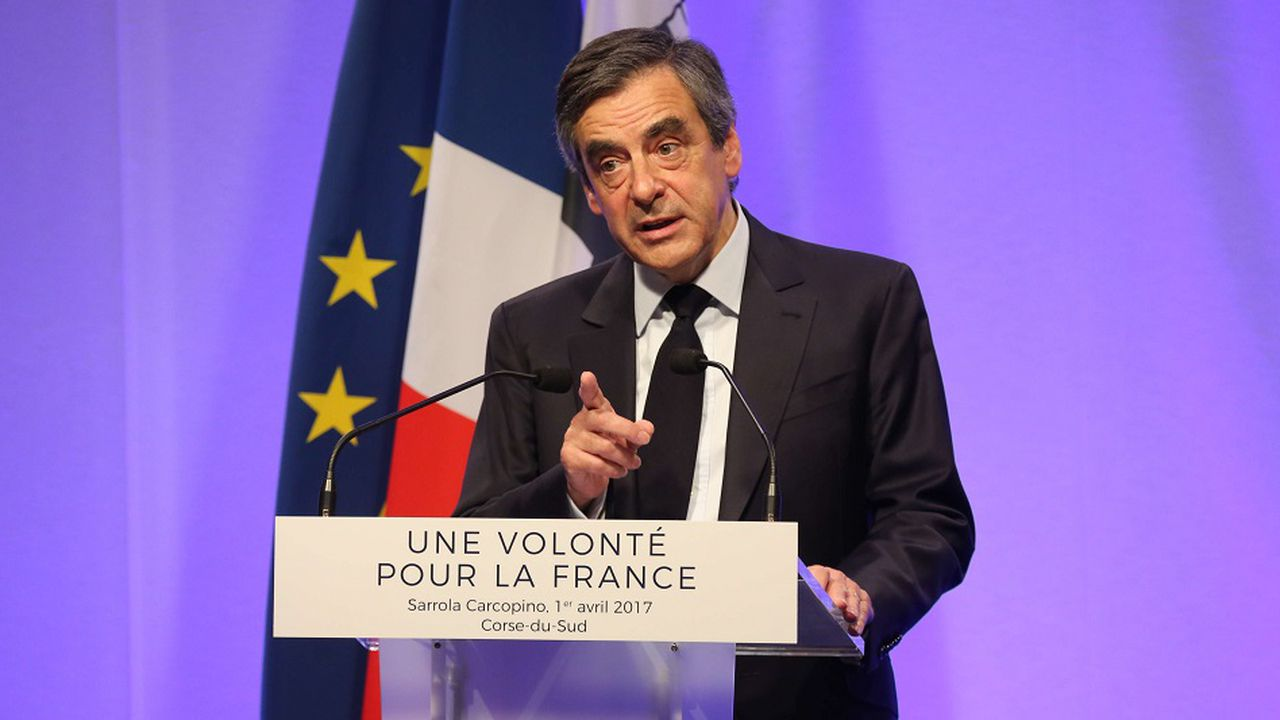 François Fillon en mode combat