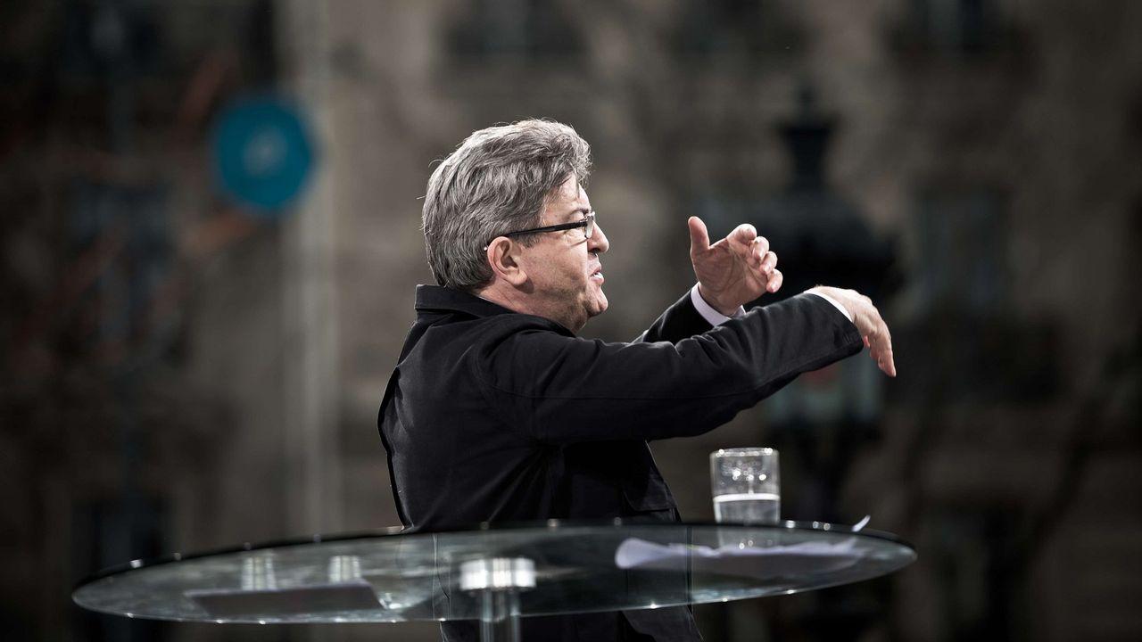 La dangereuse rhétorique de Jean-Luc Mélenchon