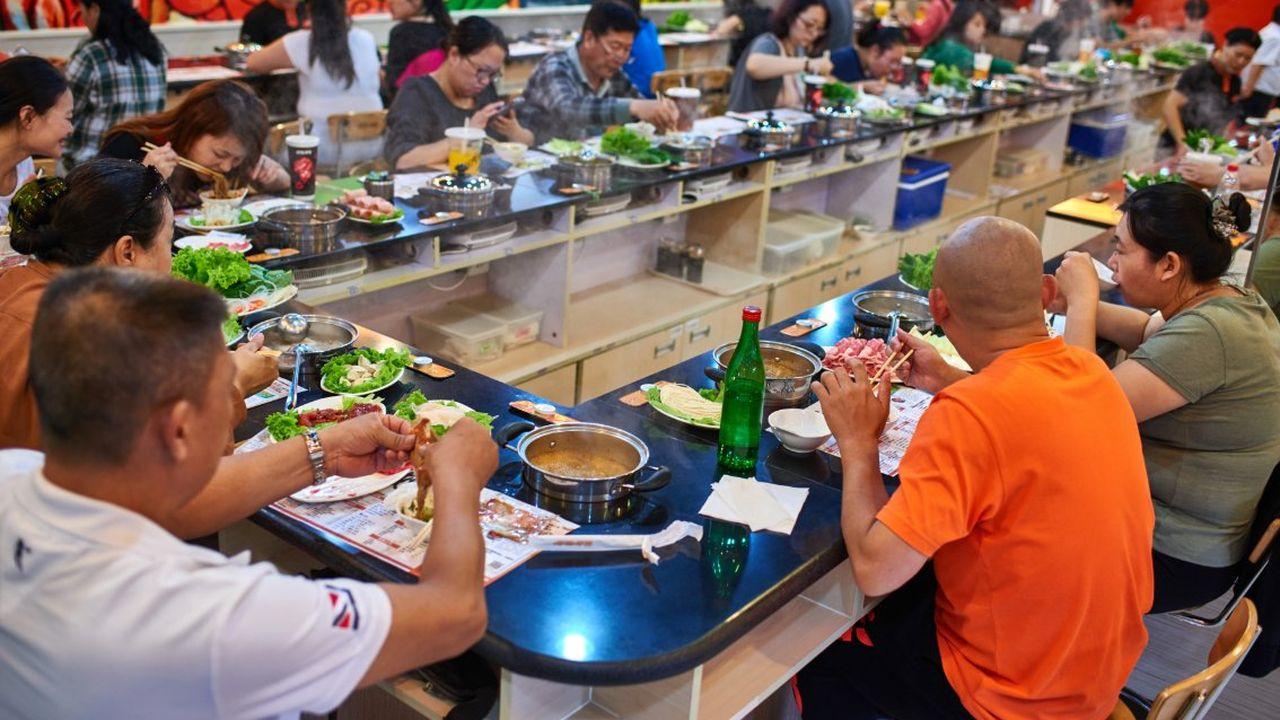 Comment se comporter à table lors d'un repas d'affaires avec des Chinois