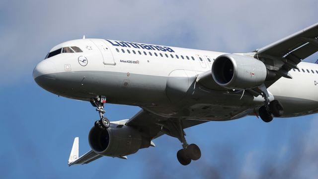 Lufthansa plonge dans le rouge au premier trimestre