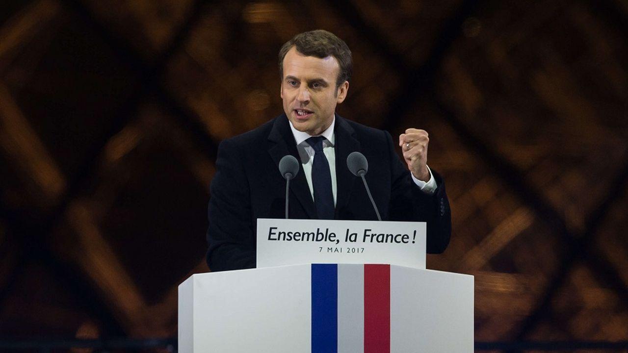 Europe : Emmanuel Macron face au défi migratoire