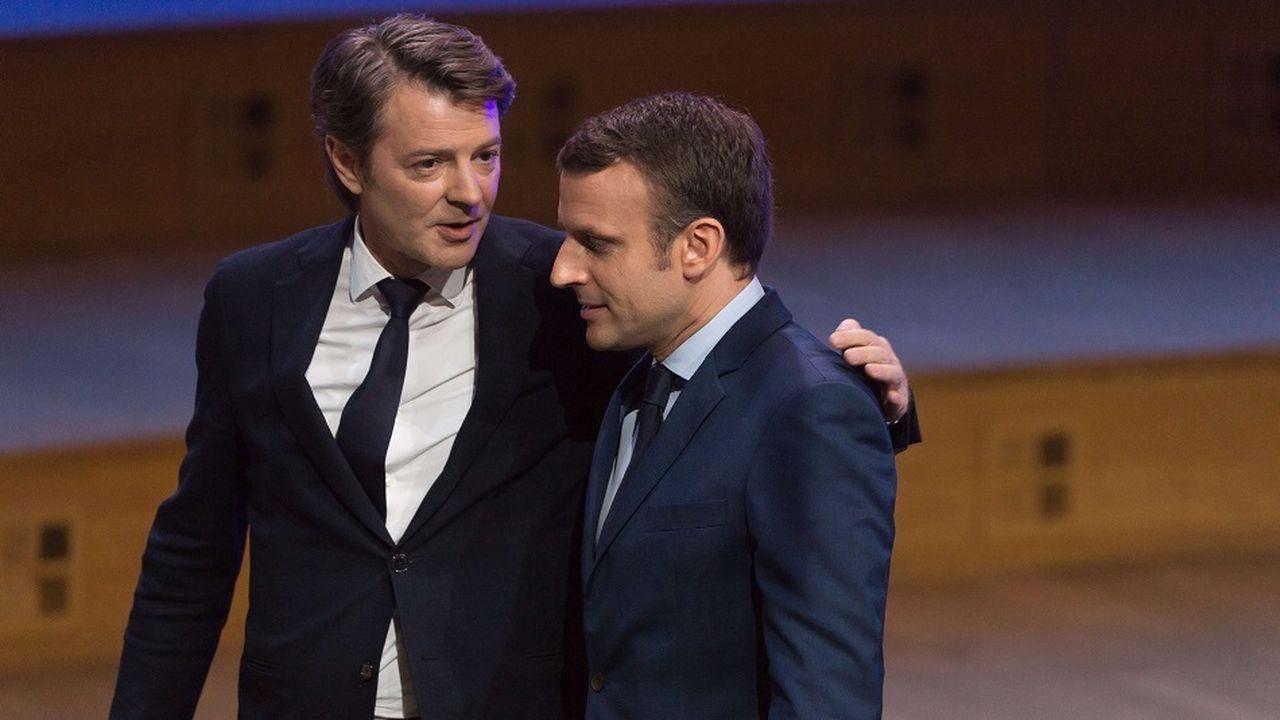 La droite, prochaine victime d'Emmanuel Macron ?