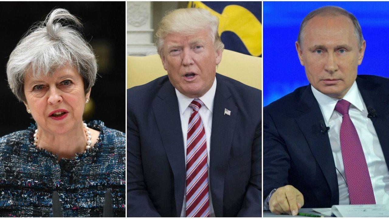 Pourquoi May, Trump, Poutine redonnent une chance à l'Europe