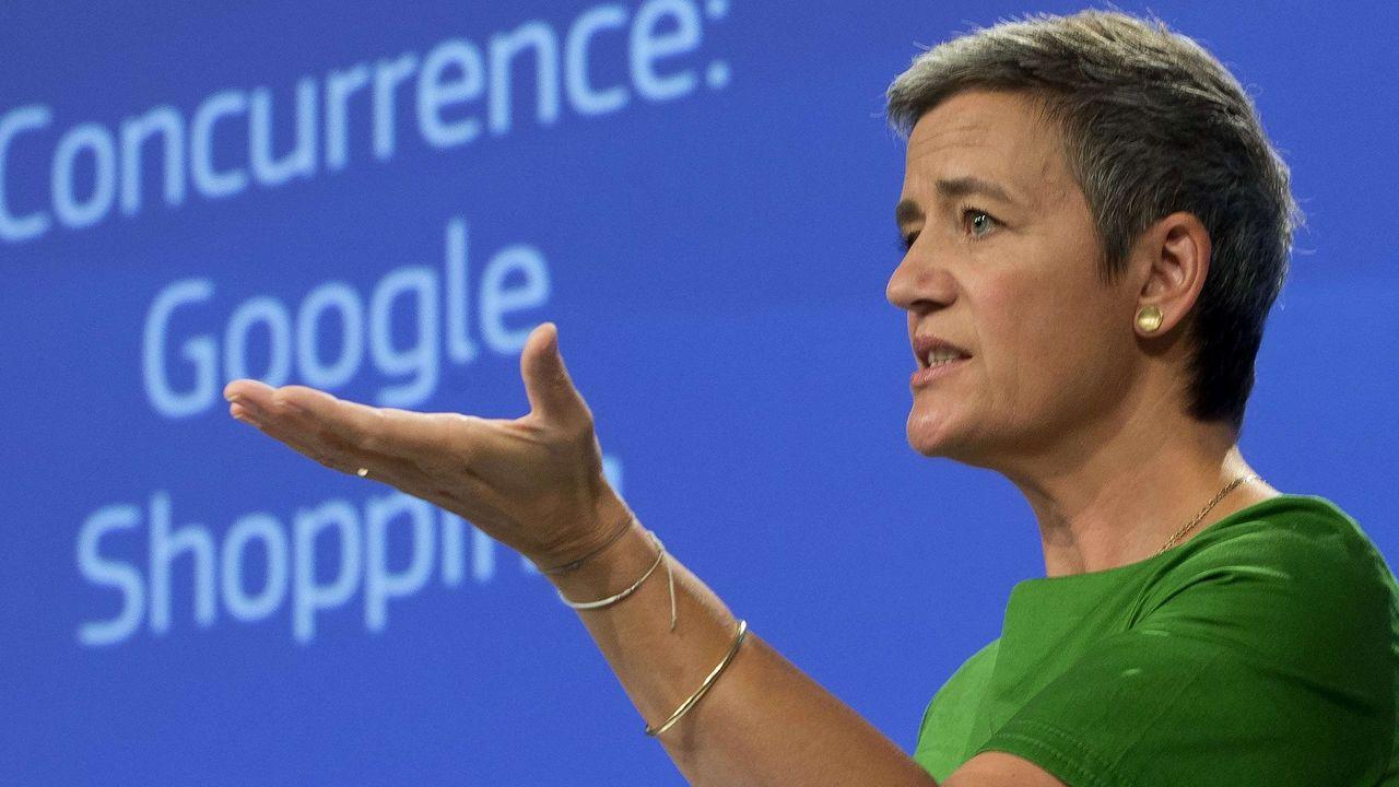 L'Américain Google condamné par l'Europe : œil pour œil, dent pour dent ?
