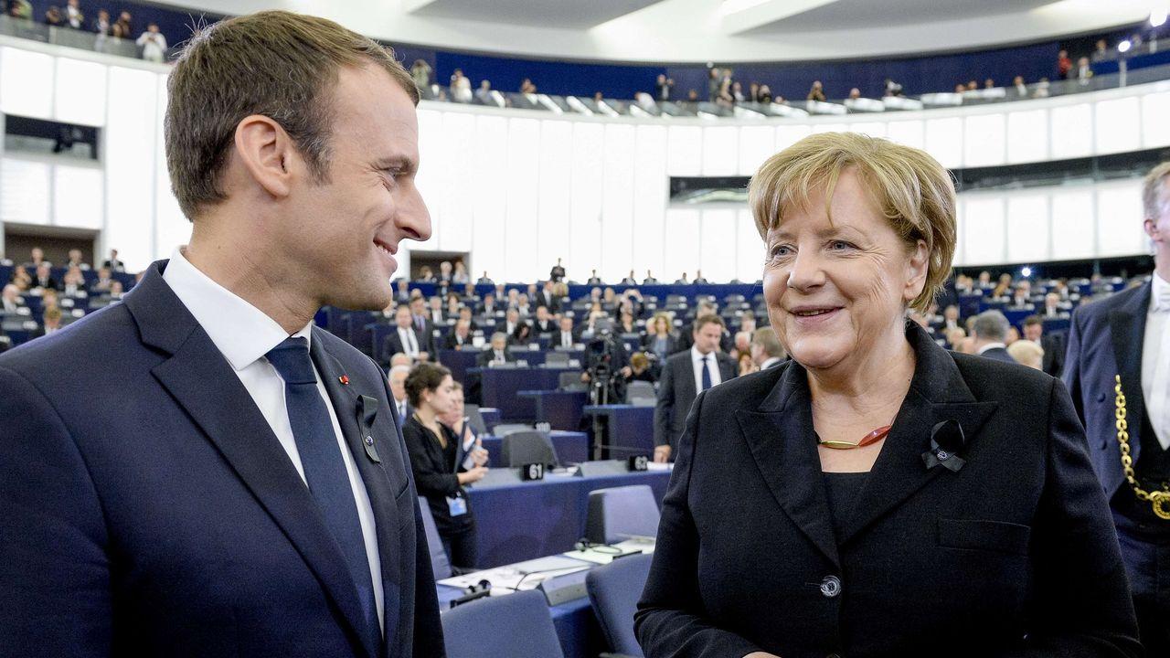 L'élection d'Emmanuel Macron vue d'Allemagne