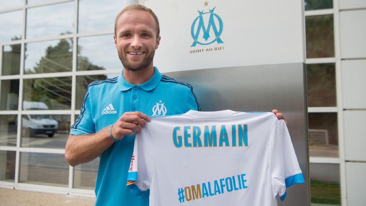 Valère Germain, le discret funambule de la Ligue 1