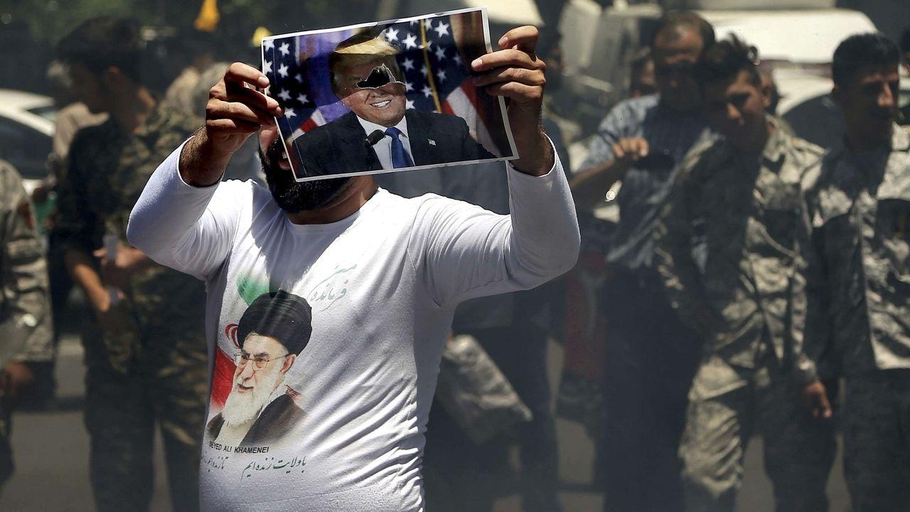 La rhétorique américaine contre l'Iran risque d'embraser la région