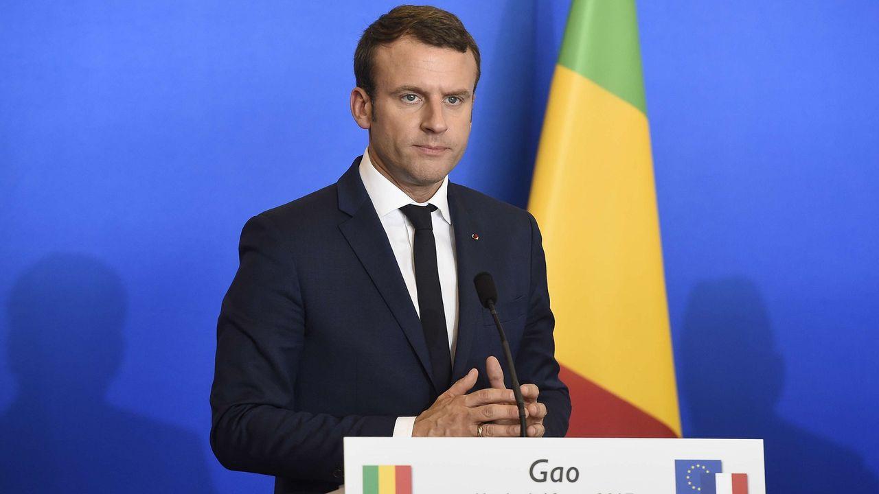 Emmanuel Macron et l'Afrique : jeune président, vieux clichés