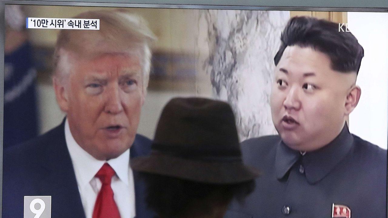 Missile sur l'île de Guam : Kim Jong Un 1 – Trump 0