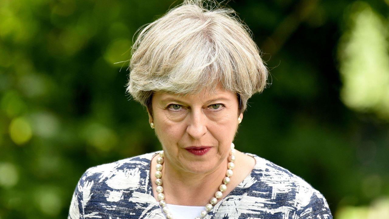Brexit ou la descente aux enfers de Theresa May
