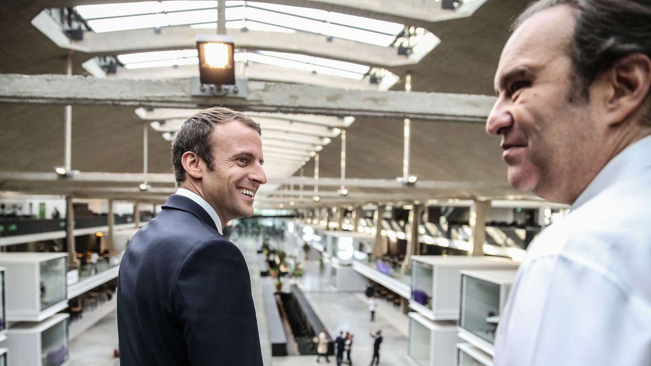 La France de Macron, pays des start-up?
