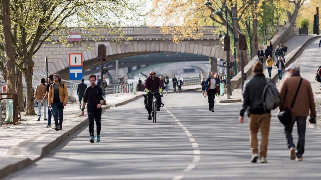 Voies sur berge à Paris : piétonnisation sans vision