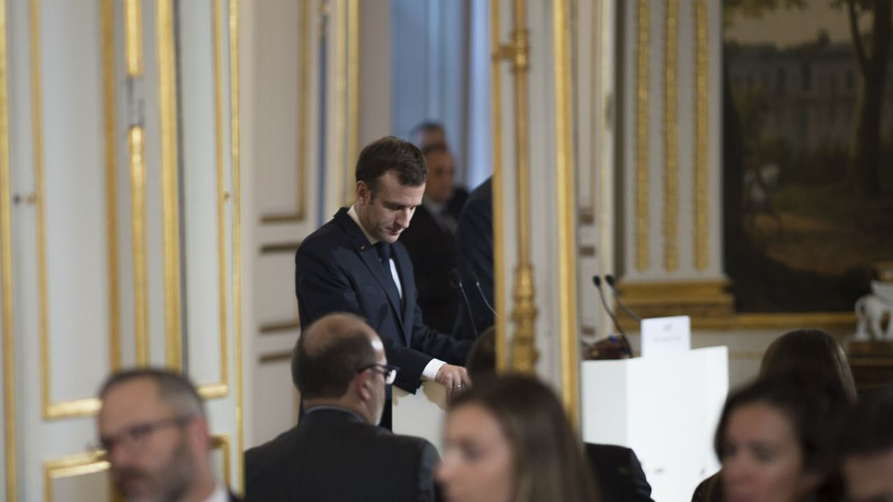 Accordons à Macron un droit à l'erreur