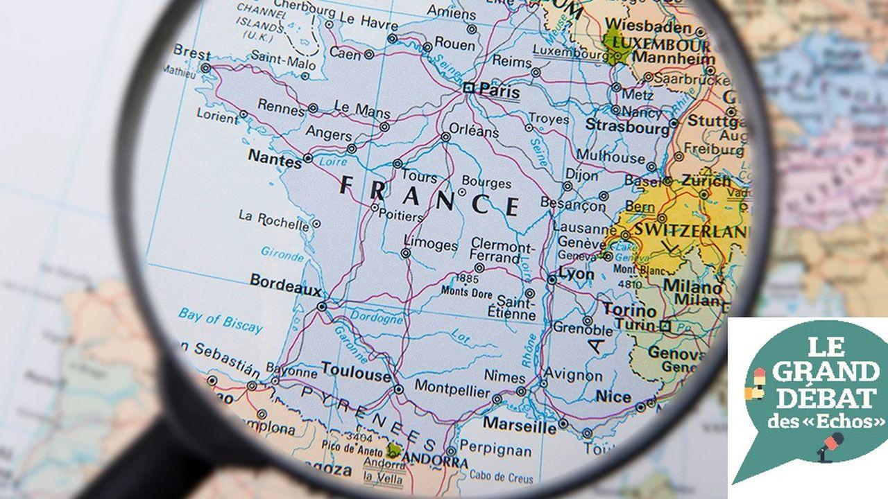 Pilotons la France avec ses régions