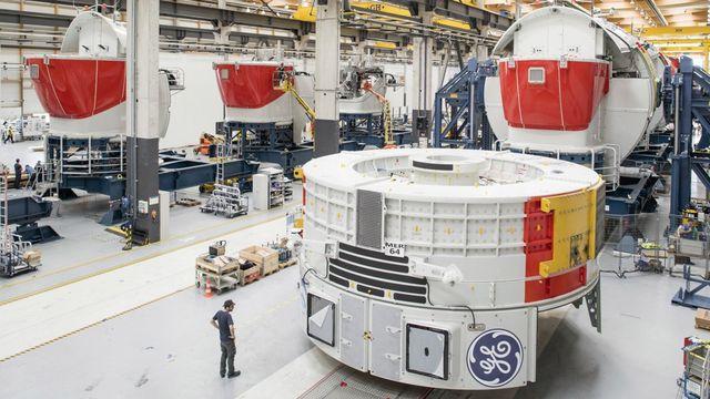 Eolien en mer : GE abandonne deux projets français