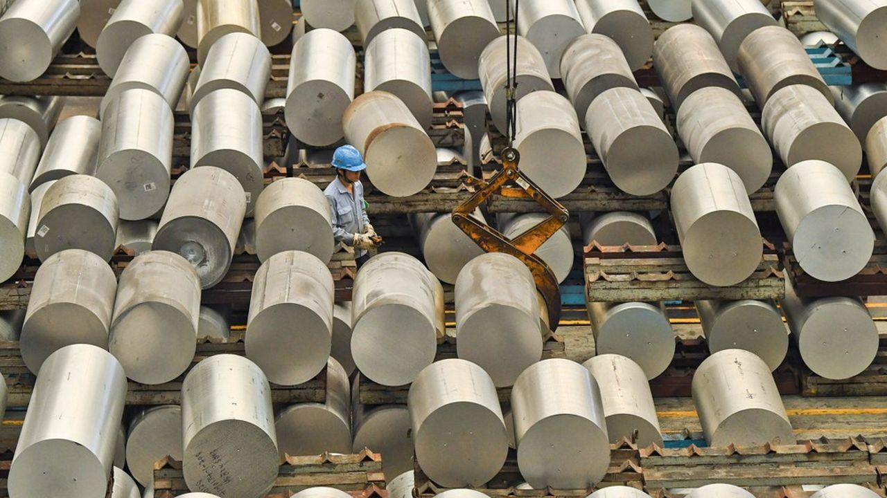 Pékin assure qu'il a mesuré, ces dernières semaines, une reprise soutenue de la production industrielle sur son territoire
