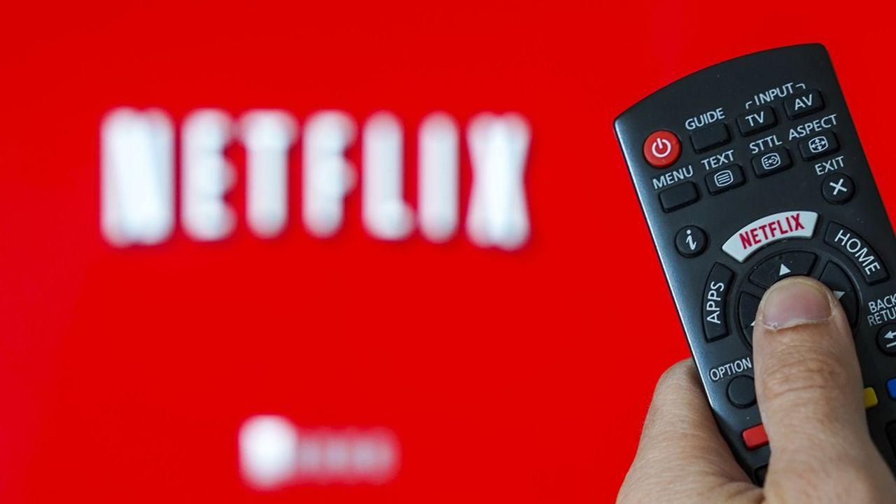 Netflix avait 148,86millions d'abonnés payants dans le monde, dont 88,6millions hors des Etats-Unis, au 31mars 2019