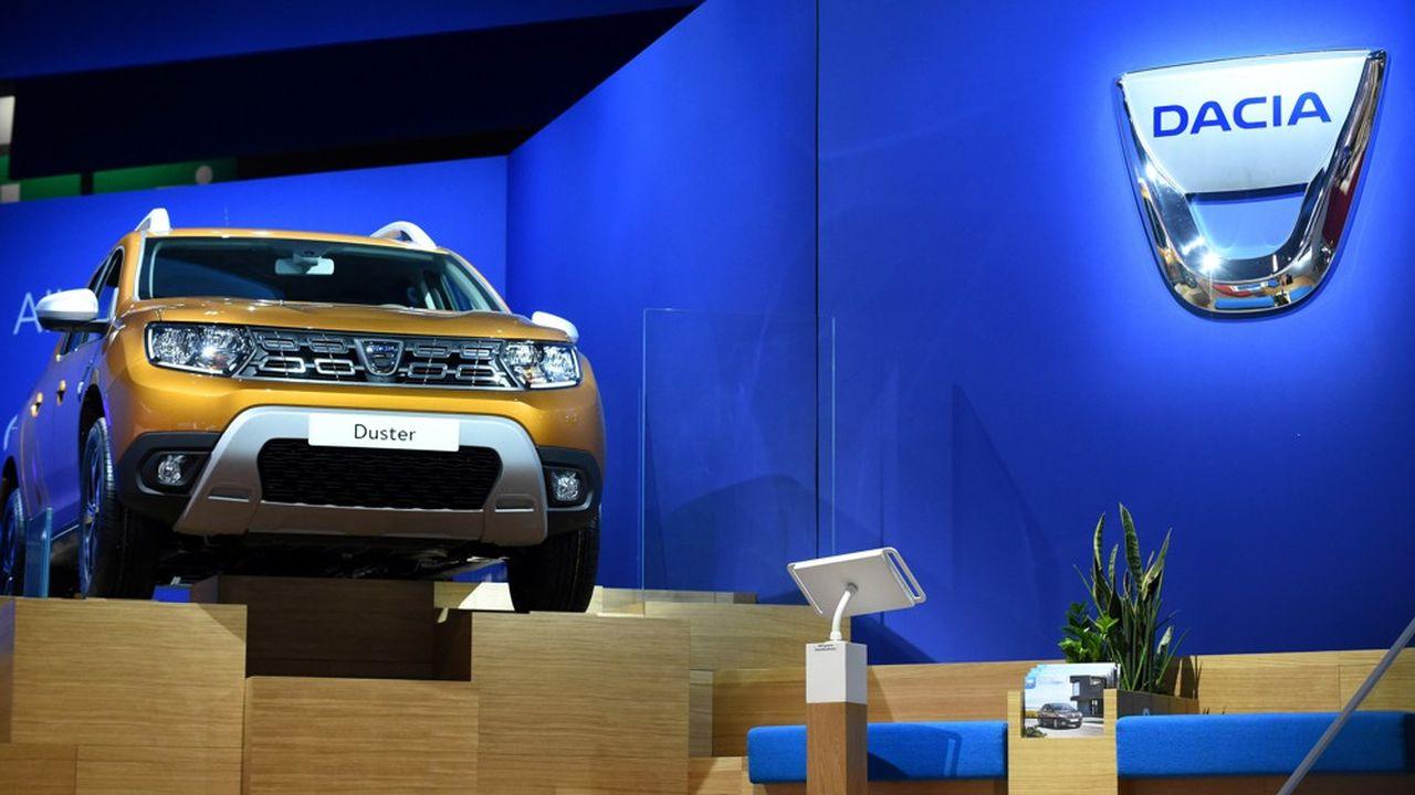 Dans un marché très morose, Dacia sort du lot avec des ventes en hausse de22,2% en mars