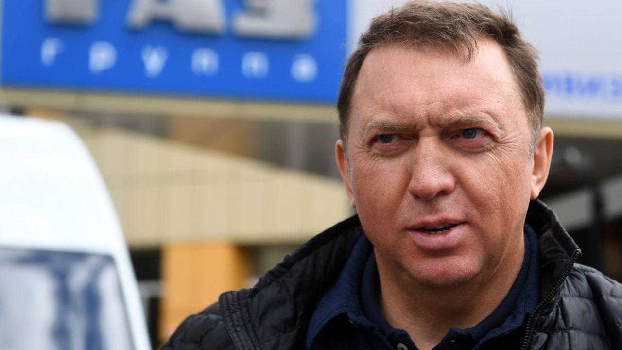 La priorité d'Oleg Deripaska est désormais d'obtenir la fin des sanctions américaines qui sont dirigées directement contre lui.