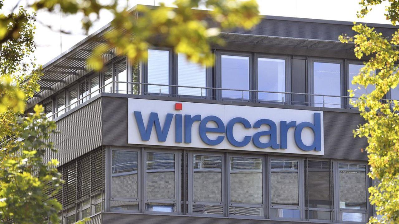 Le titre de l'allemand Wirecard a chuté de plus de 40% fin janvier après la publication d'un article du «FT» faisant état de malversations dans une de ses filiales.