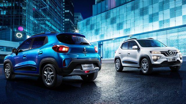 La K-ZE, la voiture électrique de Renault pour séduire les Chinois