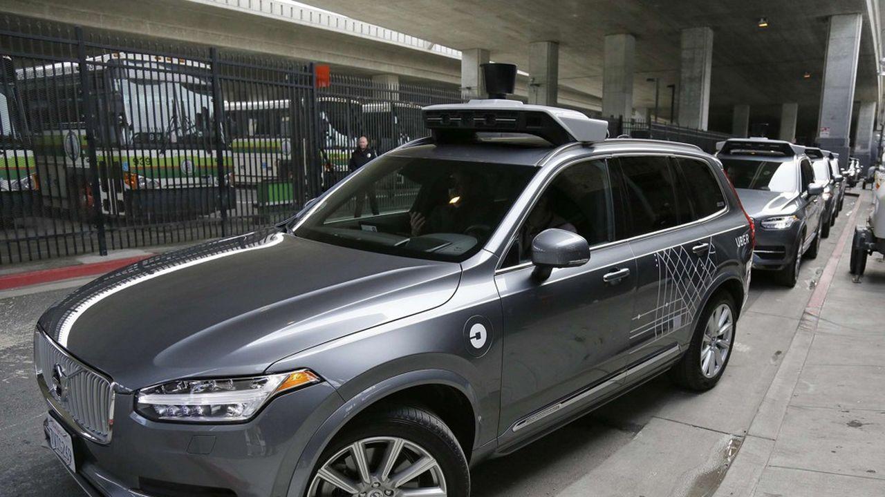Toyota et SoftBank investissement à nouveau dans Uber ATG