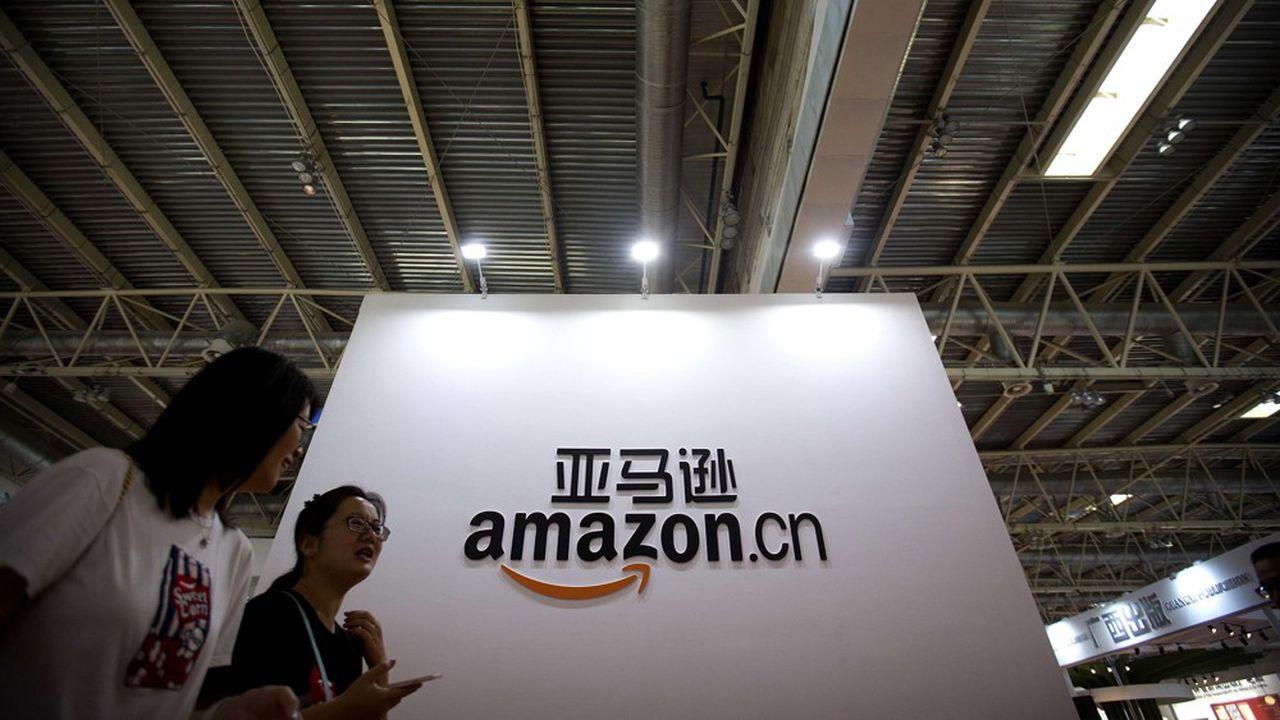 Selon une étude datant de 2016, Amazon disposait en Chine d'une part de marché de 1% dans l'e-commerce chinois.