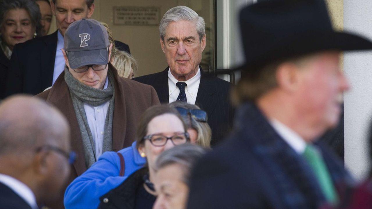 Le procureur spécial Robert Mueller a conclu ses 22 mois d'enquête.