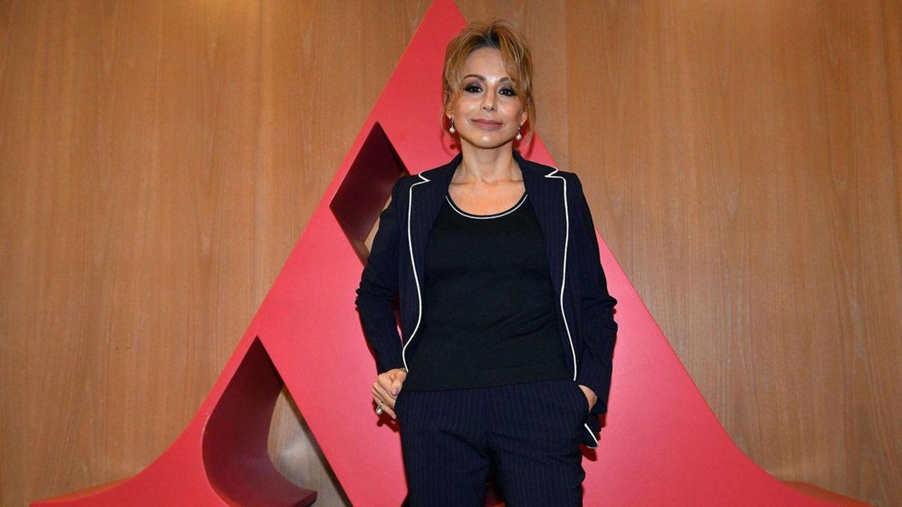 Marina Berlusconi, la fille de Silvio Berlusconi, et présidente de Fininvest, le holding familial.