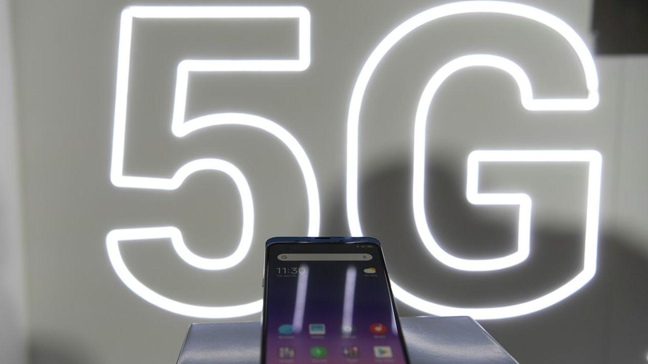 La prochaine génération de réseaux mobiles doit commencer à être déployée en France en2020.
