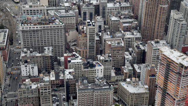 La ville de New York perd ses habitants
