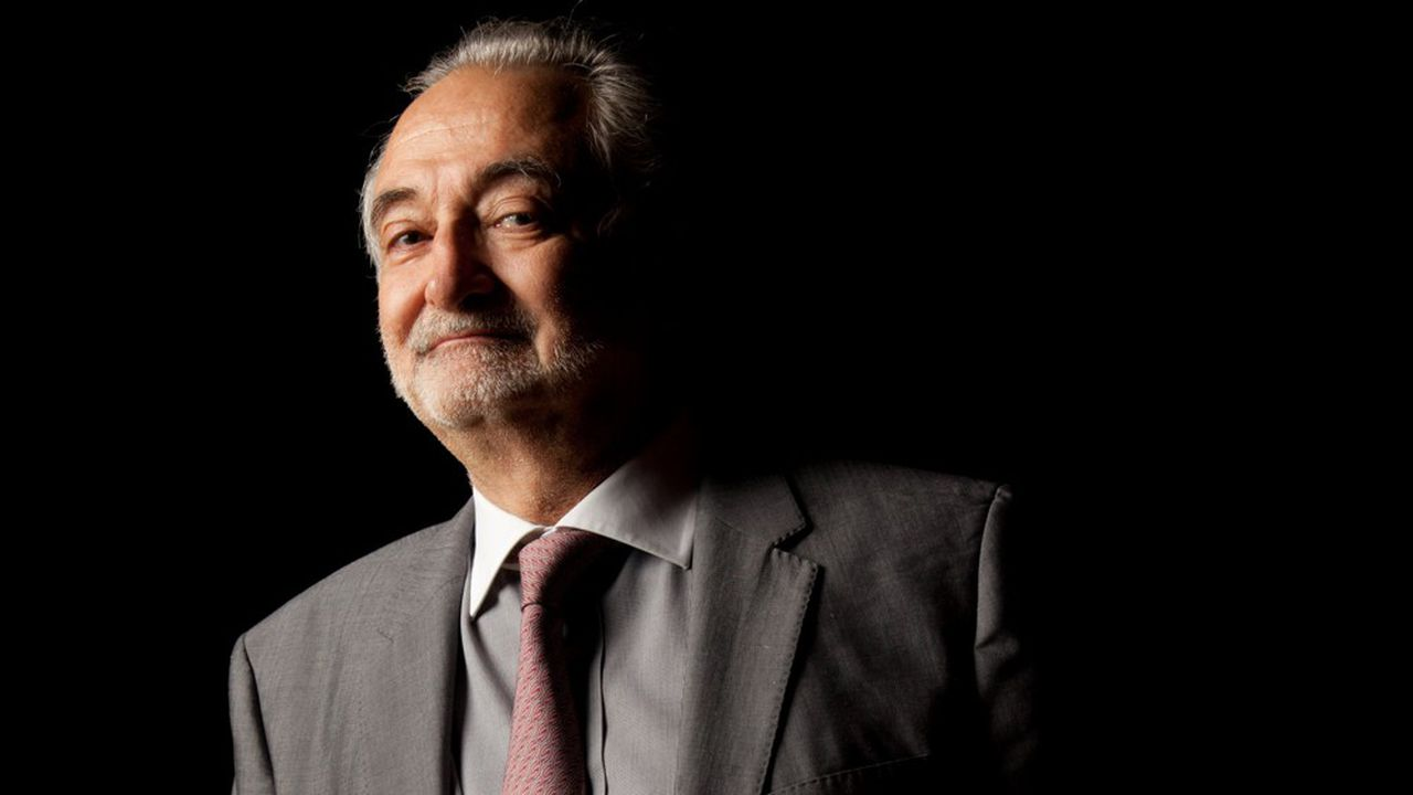 Jacques Attali, président de Planet Finance.