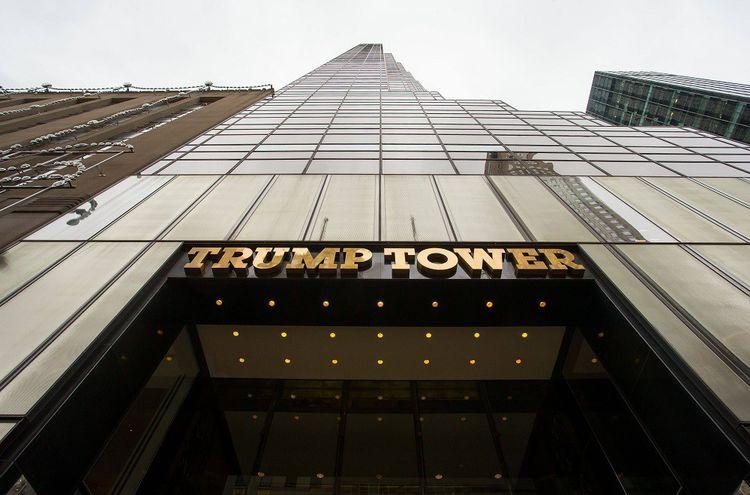La Trump Tower, le gratte-ciel emblématique du président américain, où siège sa société, la Trump Organization, est l'un des bâtiments les plus énergivores de la métropole américaine.