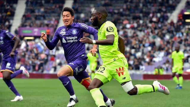 Ligue 1: le PSG sacré champion de France après le nul de Lille à Toulouse 0-0