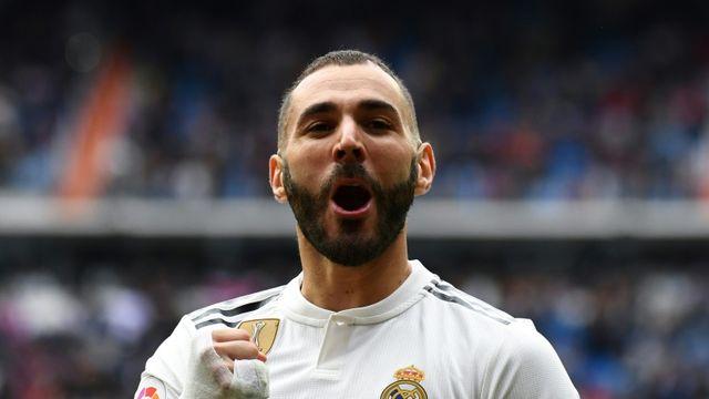 Espagne: le Real bat l'Athletic 3-0 avec un triplé de Benzema