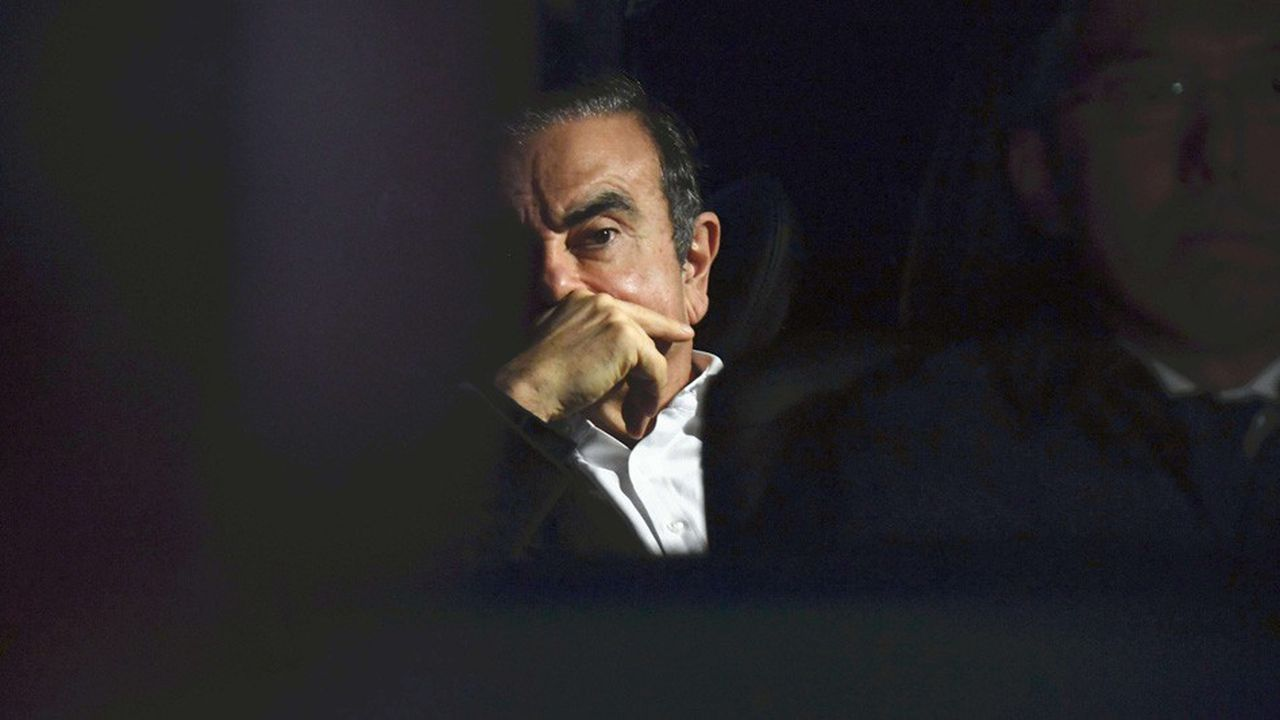 Japon : Carlos Ghosn aggrave son cas