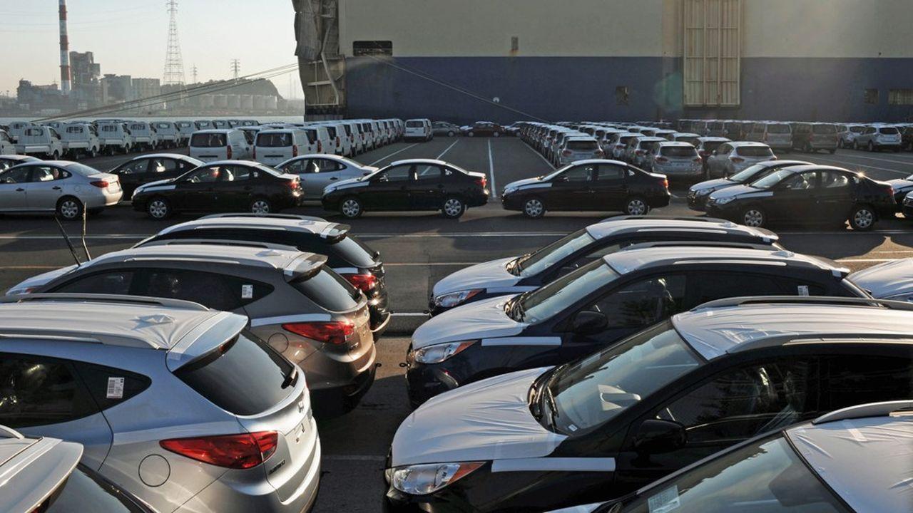 Les ventes de Hyundai en CHine ont reculé de 18% au premier trimstre 2019.
