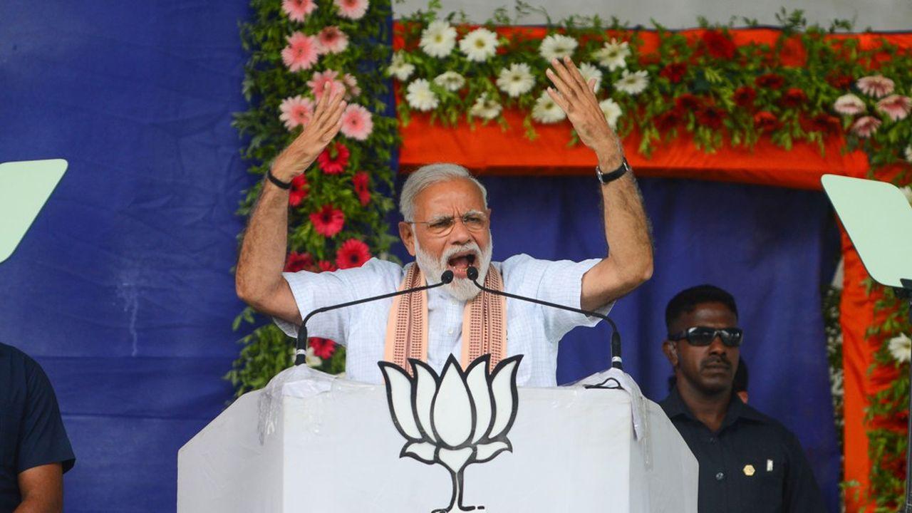 Narendra Modi a dirigé le Gujarat, dans l'ouest de l'Inde, pendant plus de dix ans avant d'être propulsé Premier ministre à New Delhi, en 2014.