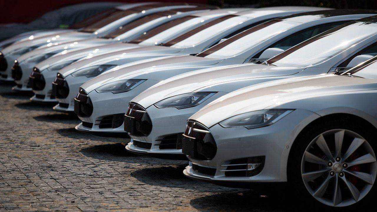 La Model S a explosé dans un parking de Shanghai, la ville même où Tesla construit sa première usine hors des Etats-Unis.