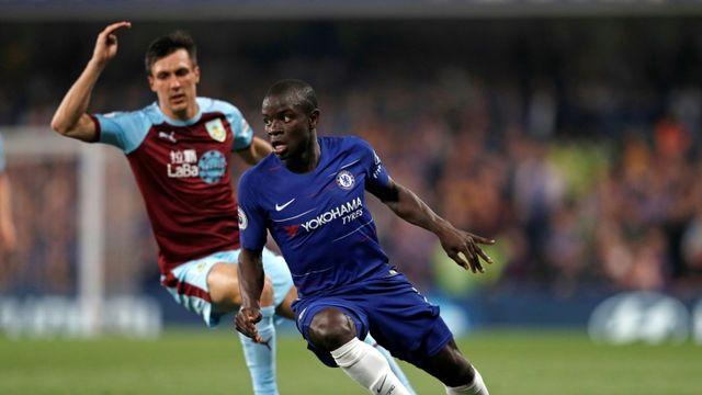 Angleterre: Chelsea manque l'occasion de monter sur le podium