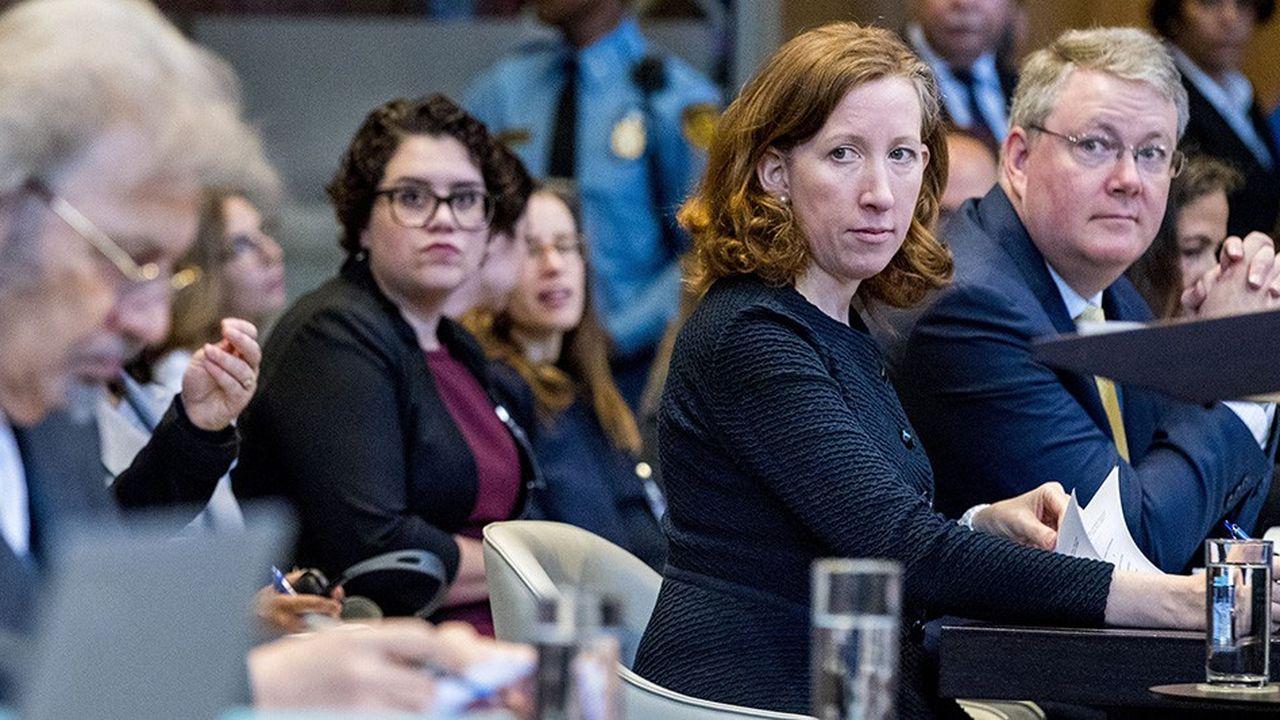 Jennifer Newstead était la juriste en chef duministère américain des Affaires étrangères depuis fin 2017