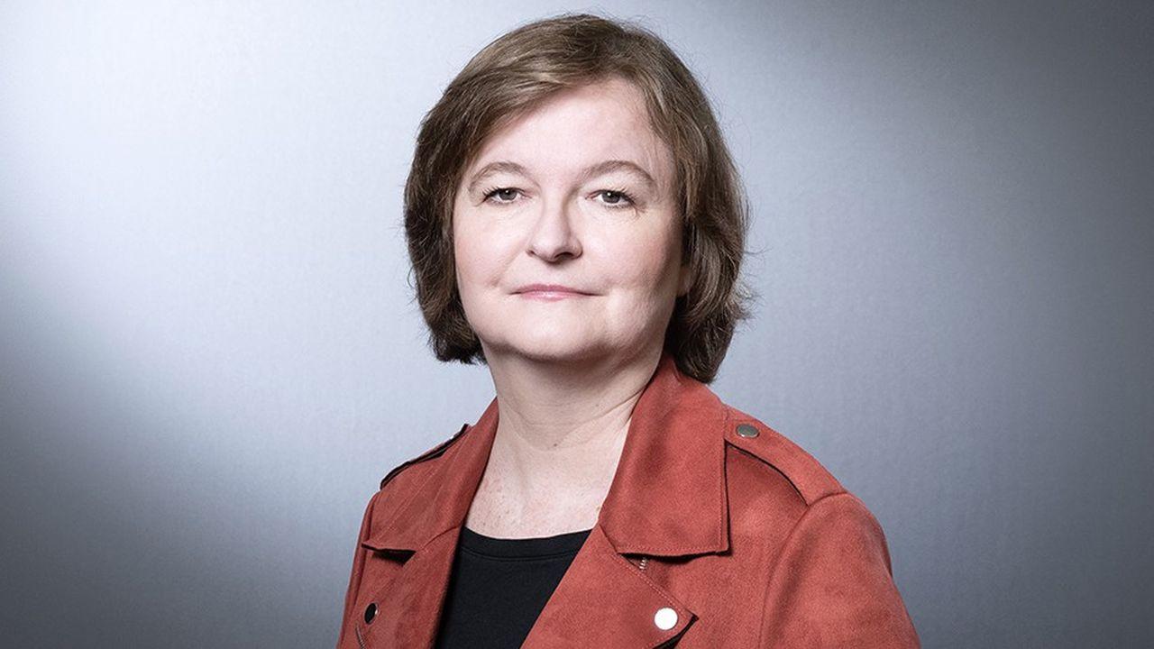 Nathalie Loiseau est la tête de liste de La République En marche aux élections europ