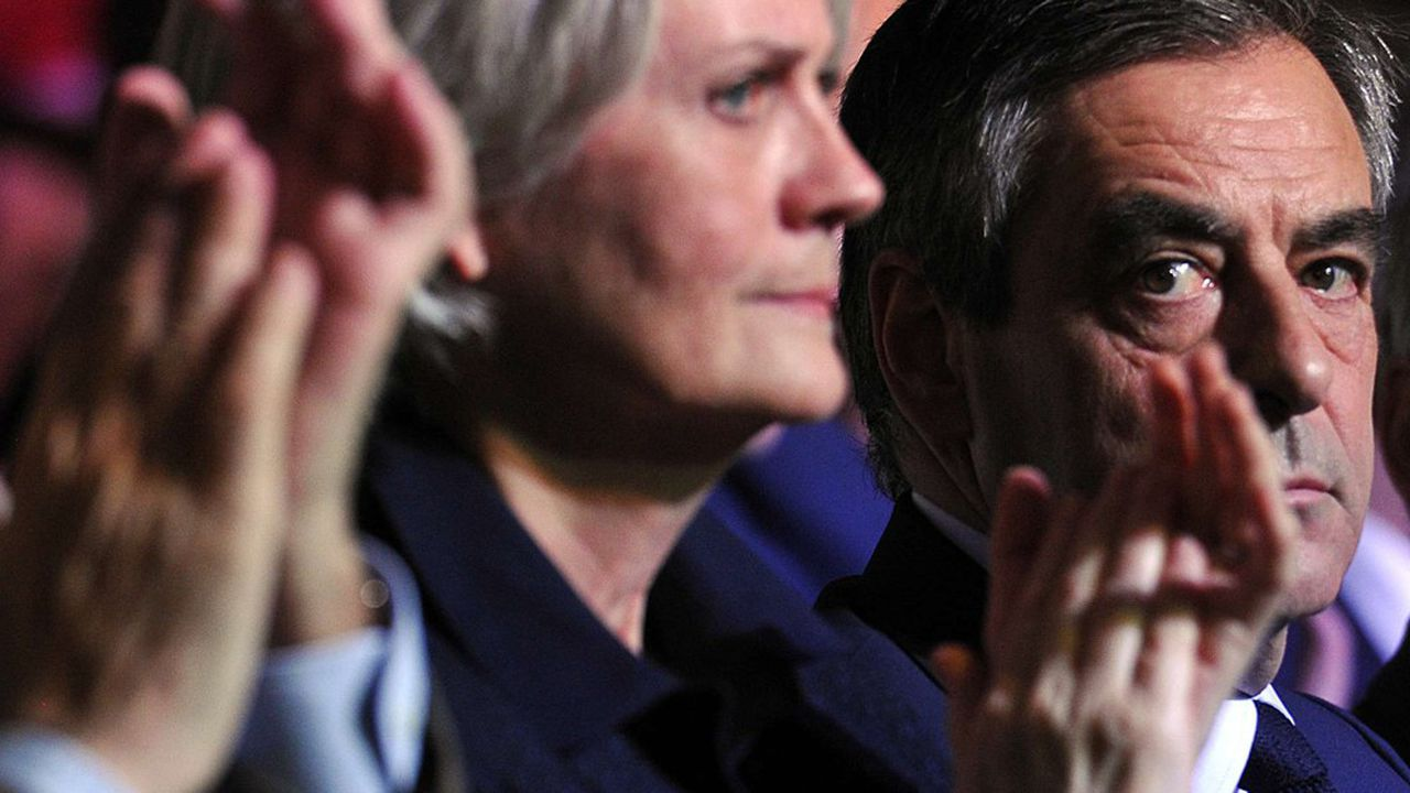 François Fillon et son épouse Penelope renvoyés devant la justice — Emplois fictifs